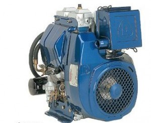 SMALL ENGINE APPLICATIONS - DIESEL PUMP